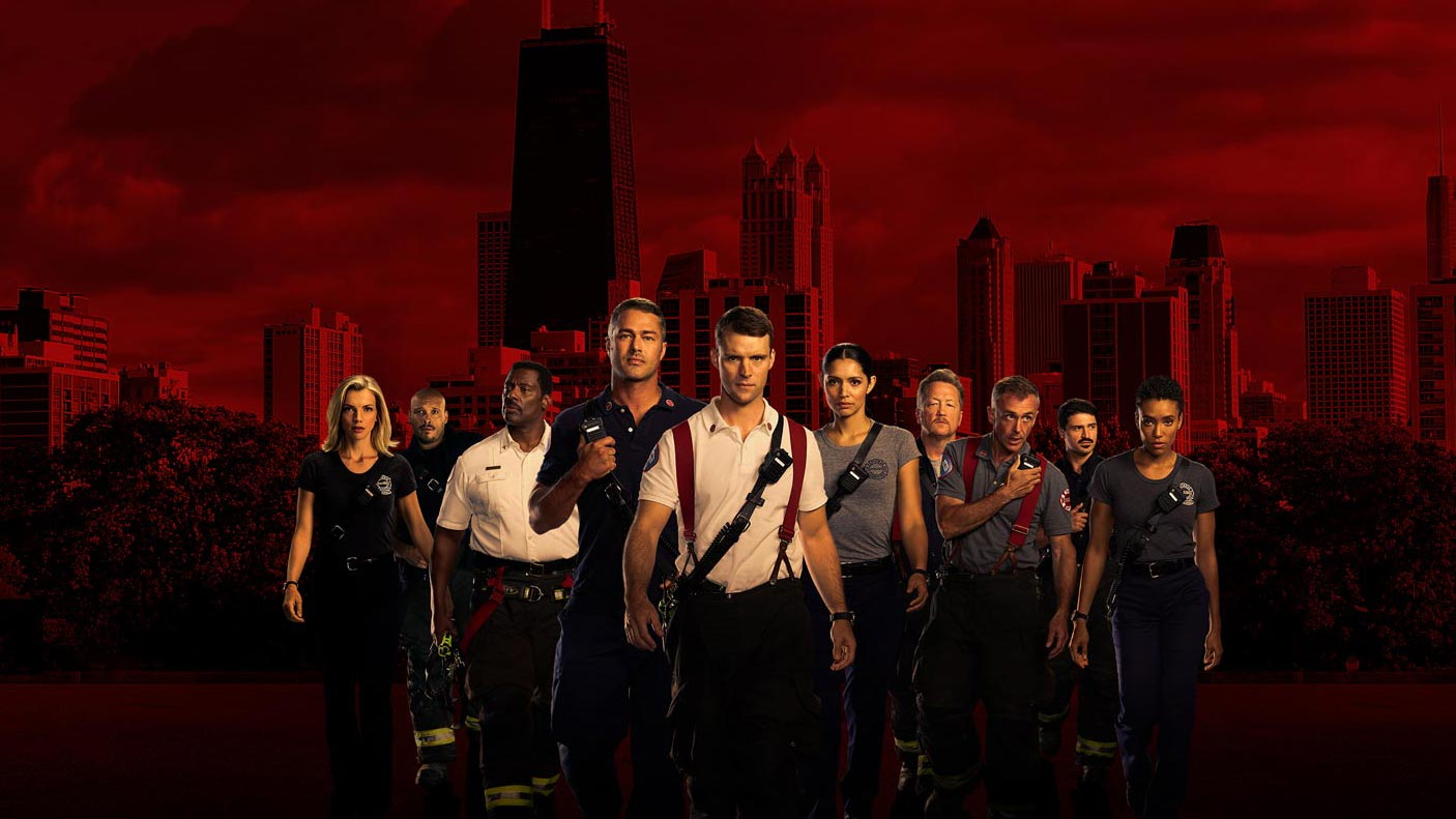 Wolf Entertainment - Chicago Fire